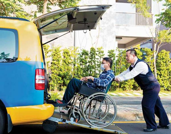 Soluciones de movilidad inclusiva