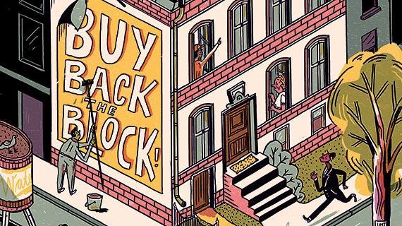Construyendo una sociedad estadounidense de la propiedad