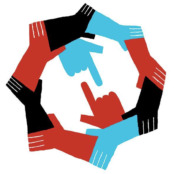 Cooperación y jerarquía
